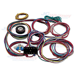 vw buggy wiring harness vw automotive wiring diagrams jcw main vw buggy wiring harness grp 11329g is jcw main
